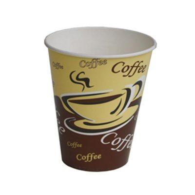 Ποτήρι χάρτινο ζεστού Capuccino Medium 50τμχ