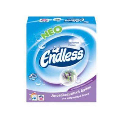 Endless Σκόνη πλυντηρίου λεβάντα - 50μ - 3500 κιλά