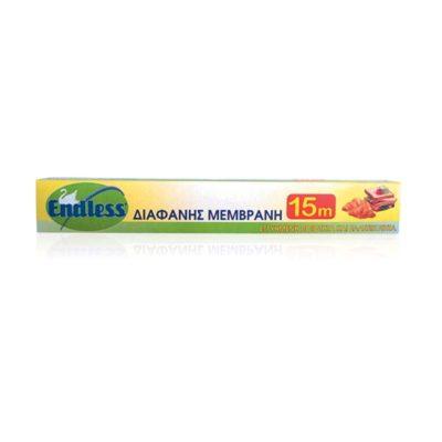 Endless Διαφανής μεμβράνη - 15μ