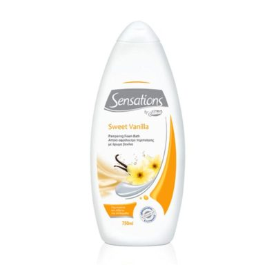 Endless Αφρόλουτρο Sensations Sweet Vanilla - 750ml