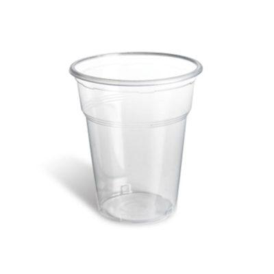 Ποτήρι PP Φρέντο 300ml διαφανές 50άδα