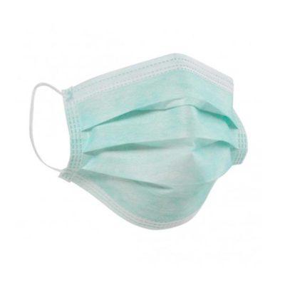 Μάσκες χειρουργικές με λάστιχο